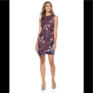 NWT Vince Camuto Sleeveless Asymmetrical Hem Dress